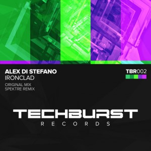 Alex Di Stefano - Ironclad (Original + Spektre remix) [Techburst (Black Hole)]