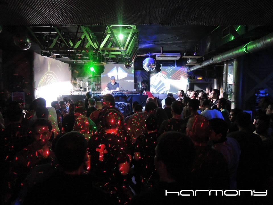 Sean Tyas destroza Madrid en el décimo aniversario de Harmony.