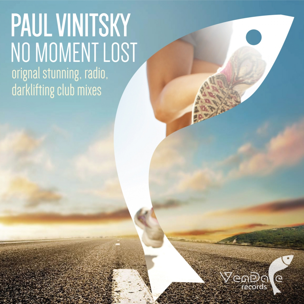 Paul Vinitsky - No Moment Lost