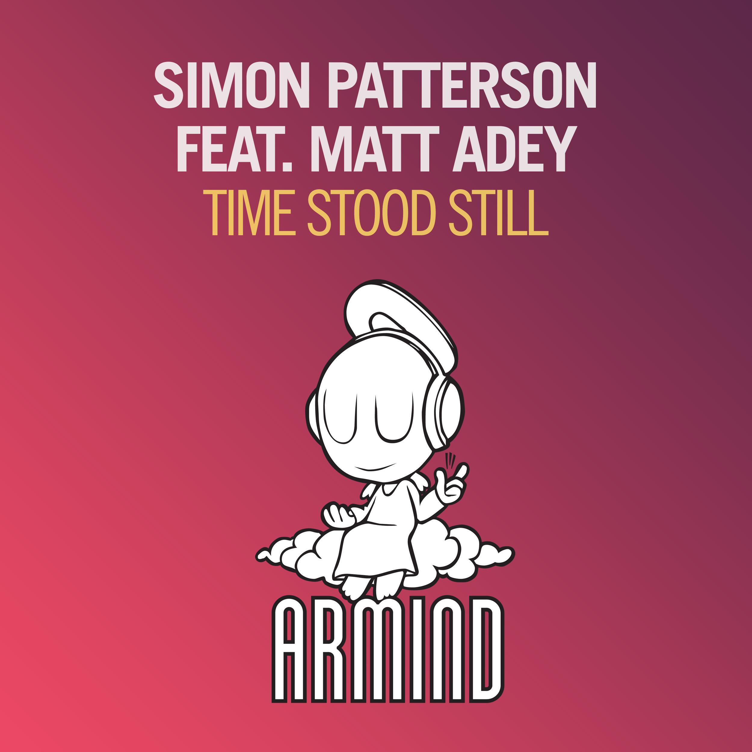 Simon Patterson - Time Stood Still