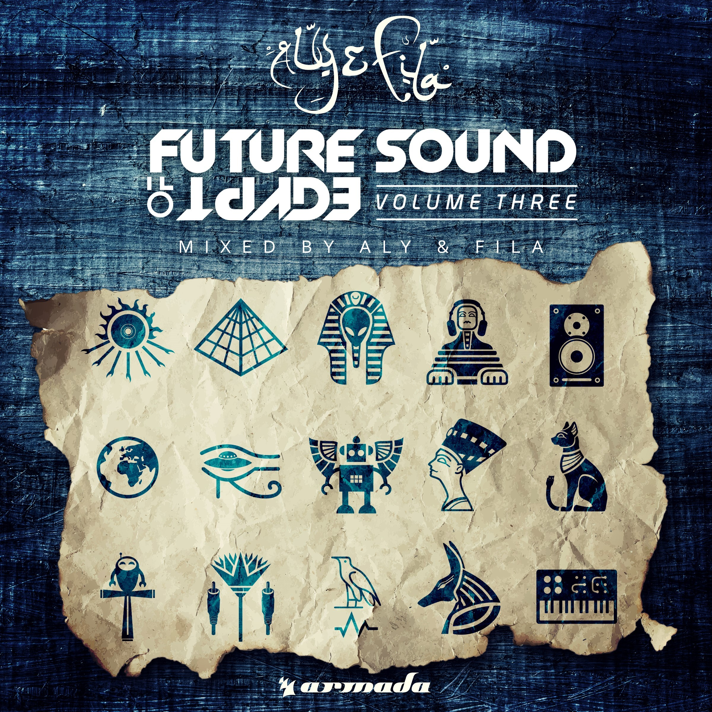Aly & Fila - Future Sound of Egypt 3
