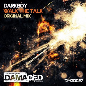 Will Atkinson pres. Darkboy - Walk The Talk [Damaged (Black Hole Recordings)]