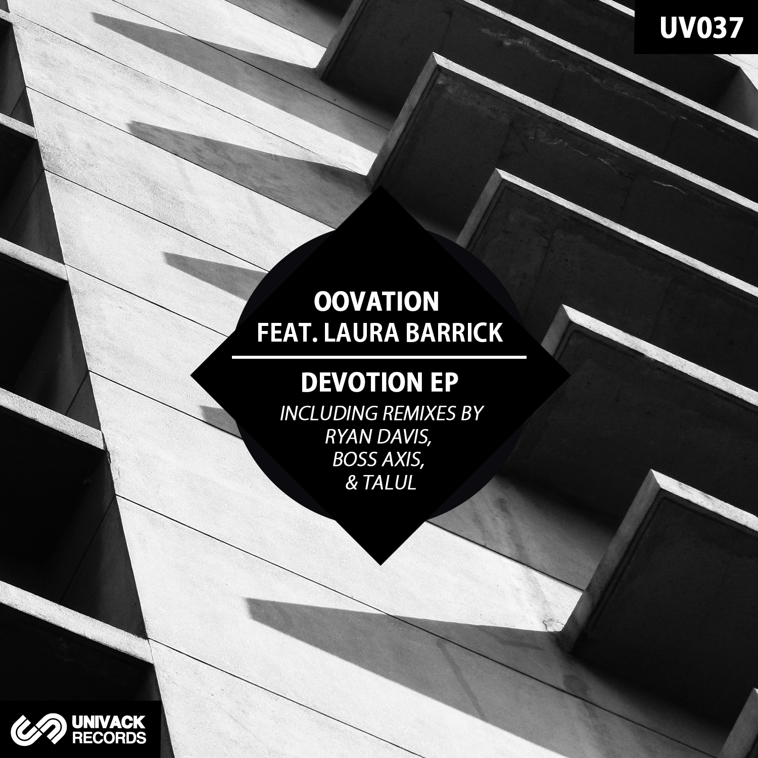 Oovation - Devotion EP