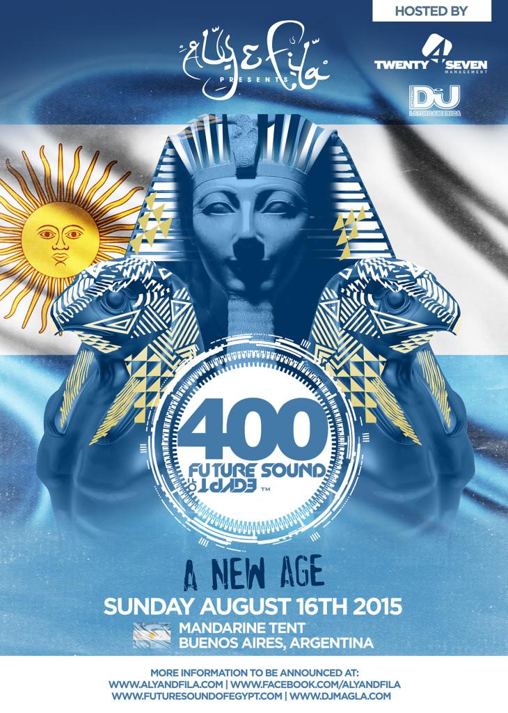 FSOE 400 Argentina