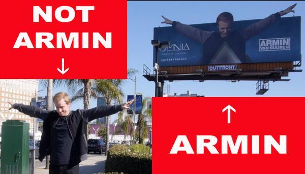 Armin not Armin