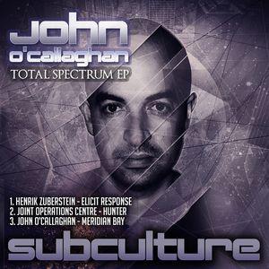 John O'Callaghan presenta su nuevo EP 'Total Spectrum'