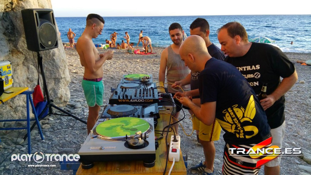 Sunrise Trance Meeting 2015 2