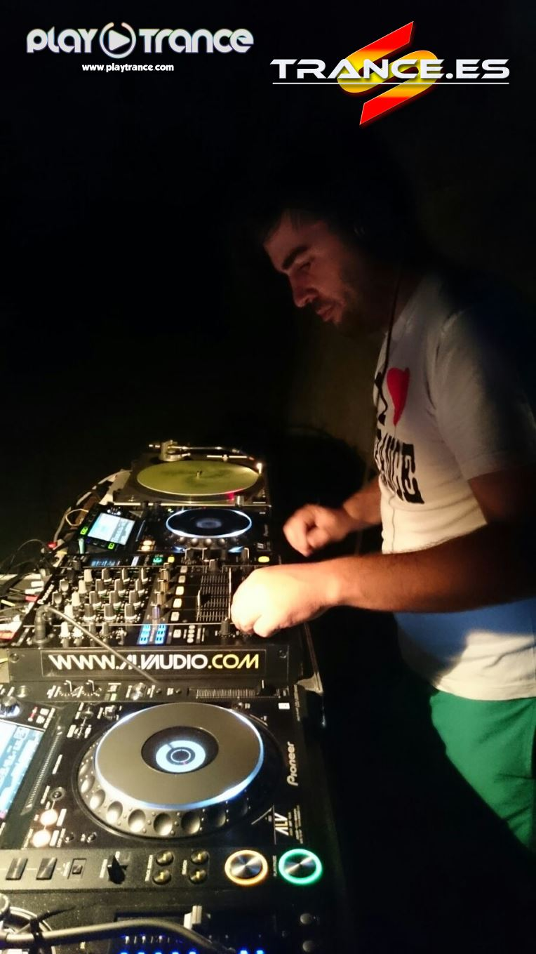 Sunrise Trance Meeting 2015: Raúl Mad