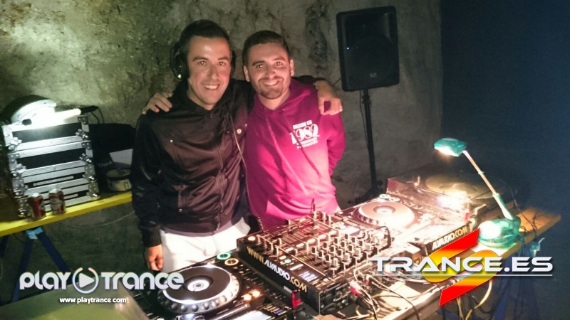 Sunrise Trance Meeting 2015: Akku y Angel Ace