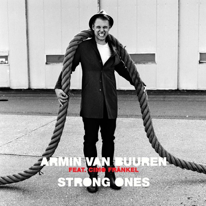Armin van Buuren feat Cimo Frankel - Strong Ones