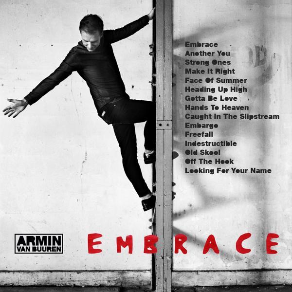 Armin van Buuren Embrance