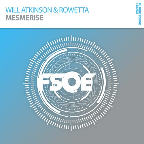 Will Atkinson and Rowetta - Mesmerise