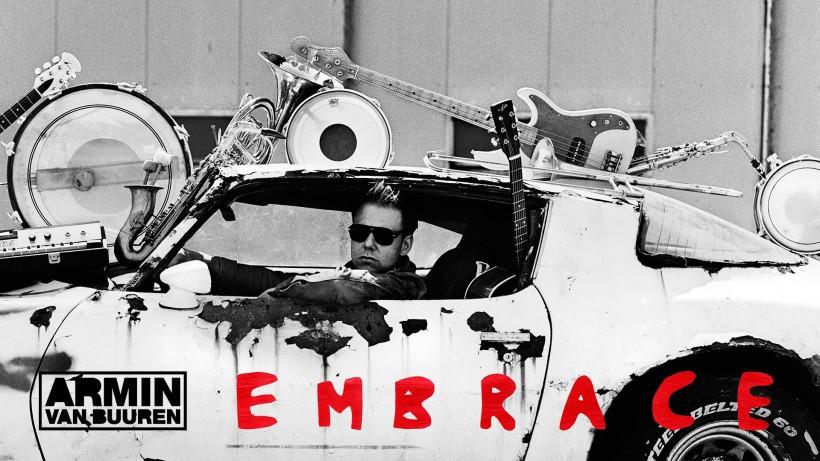 Armin van Buuren - Embrace EP
