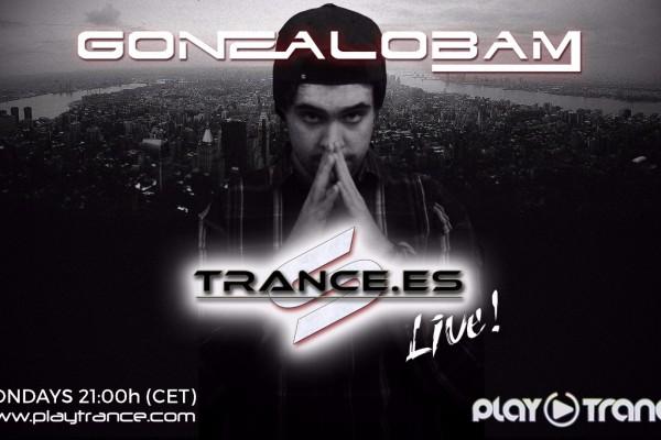 Gonzalo Bam pres Trance.es Live 2 Temp
