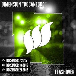 Dimension - Bocanegra [Flashover Recordings]