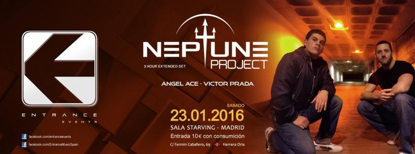 Entrance 027 con Neptune Project