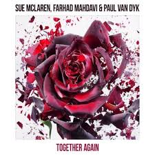 Farhad Mahdavi & Paul Van Dyk & Sue McLaren - Together Again [VANDIT Records]
