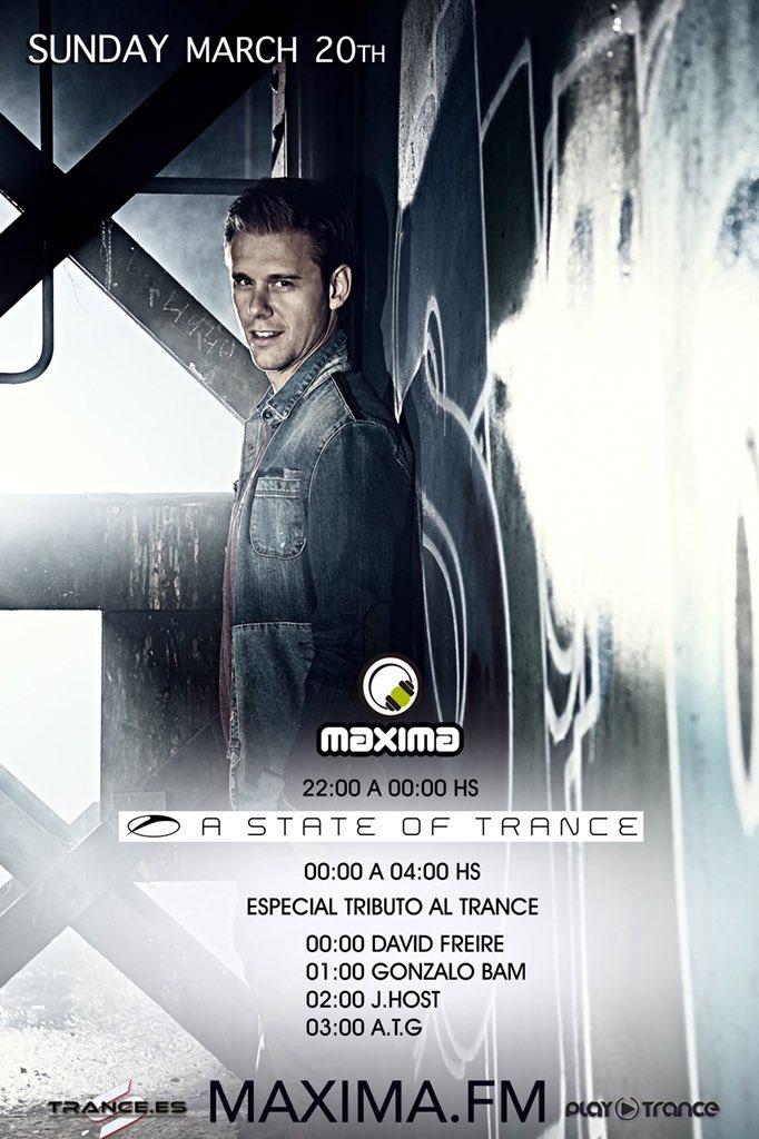 Trance.es, PlayTrance y Máxima FM presenta: Máxima In Sessions PlayTrance (1)