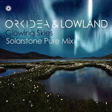 Orkidea & Lowland - Glowing Skies (Solarstone Pure Mix) [Black Hole]