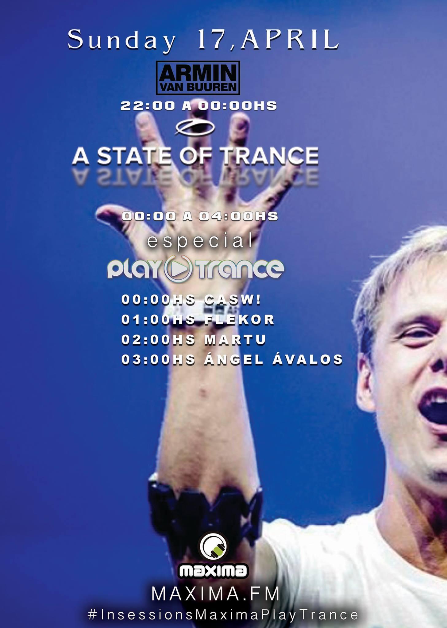 Trance.es, PlayTrance y Máxima FM presenta: Máxima In Sessions PlayTrance (3)