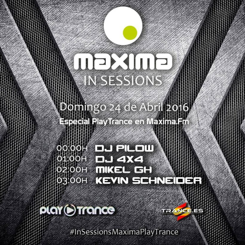 In Sessions Máxima PlayTrance 4