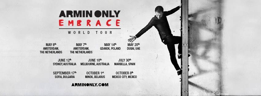 Armin Only Embrace 2016