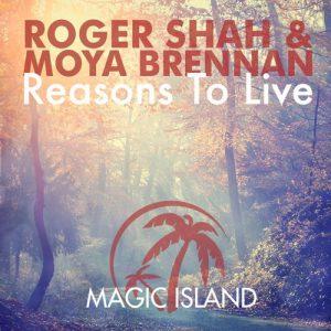 Roger Shah y Moya Brennan, juntos de nuevo tras cinco años