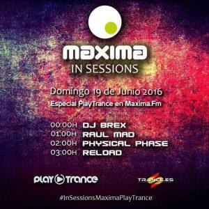 Trance.es, PlayTrance y Máxima FM presentan: Máxima In Sessions PlayTrance (6)
