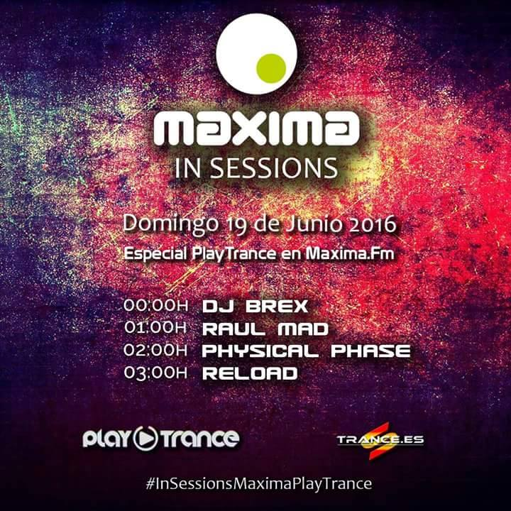 In Sessions Máxima PlayTrance 6