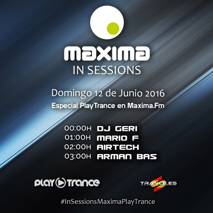 In Sessions Máxima PlayTrance 5