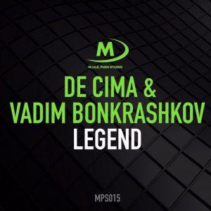 De Cima debuta en el sello de M.I.K.E. Push junto a Vadim Bonkrashkov