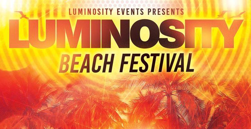 Disfruta de todas las sesiones disponibles del Luminosity Beach Festival