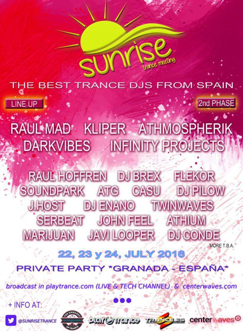 Sunrise Trance Meeting 2016