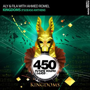 Aly & Fila presentan el himno de su gira 'FSOE 450' junto a Ahmed Romel