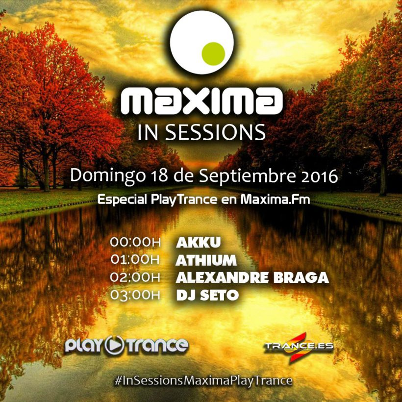In Sessions Máxima PlayTrance 8