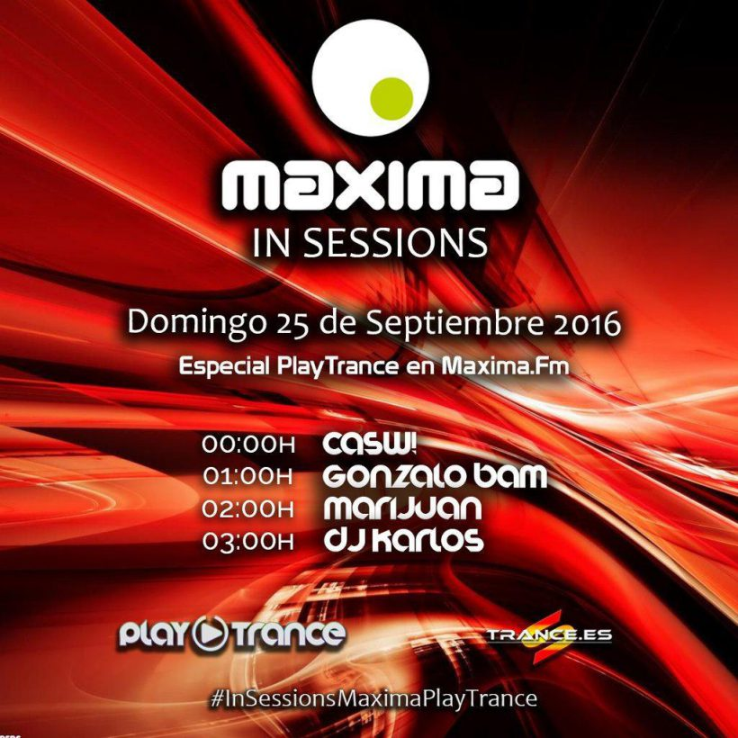 In Sessions Máxima PlayTrance 9