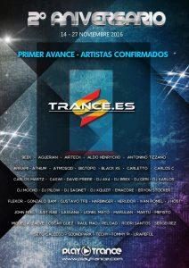 Trance.es segundo aniversario Avance 1