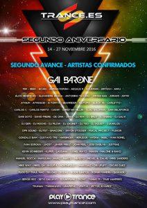 Trance.es segundo aniversario Avance 2