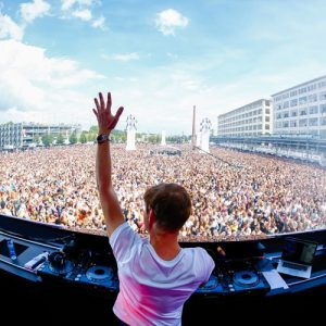 """""""Great Spirit"""", el debut de Armin van Buuren en el psy trance junto con Vini Vici y Highlight Tribe"""