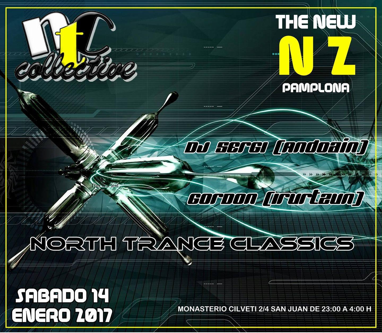 14 de enero: North Trance se reune de nuevo en una noche de clásicos en Pamplona