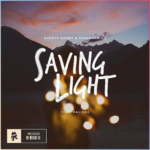Gareth Emery and Standerwick - Saving Light