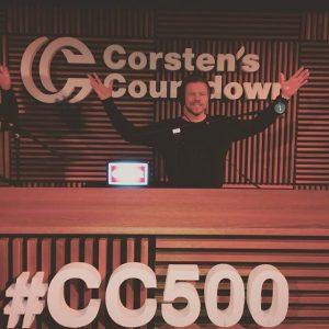 Ferry Corsten celebra los 500 episodios de su programa de radio por todo lo alto