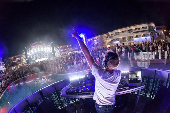 Armin van Buuren anuncia su residencia en Ibiza para el verano de 2017
