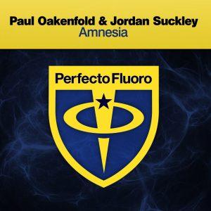 'Amnesia' es la vuelta a los ruedos de Paul Oakenfold junto a Jordan Suckley