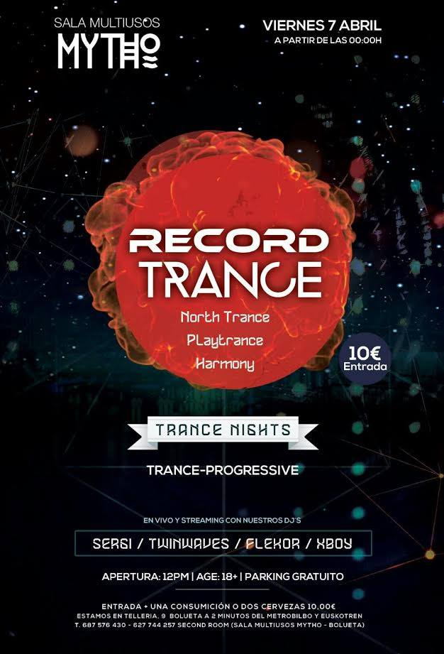 Record Trance Night 2