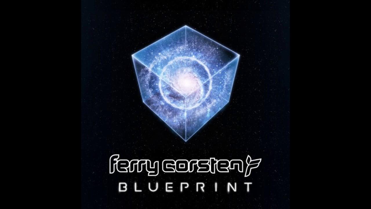 Blueprint es el nuevo álbum de Ferry Corsten y uno de los álbumes del año
