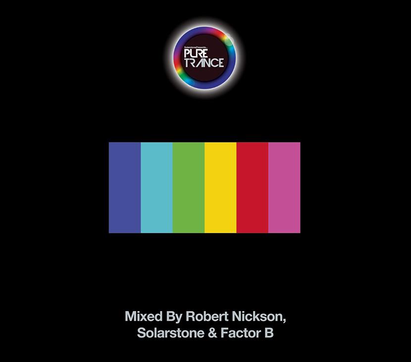 Solarstone presenta 'Pure Trance Vol.VI'