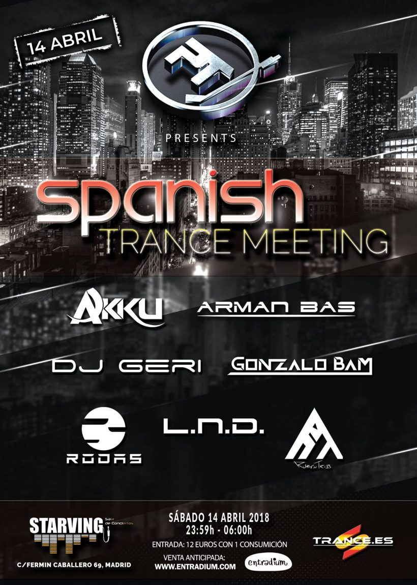 Spanish Trance Meeting Starving 2018