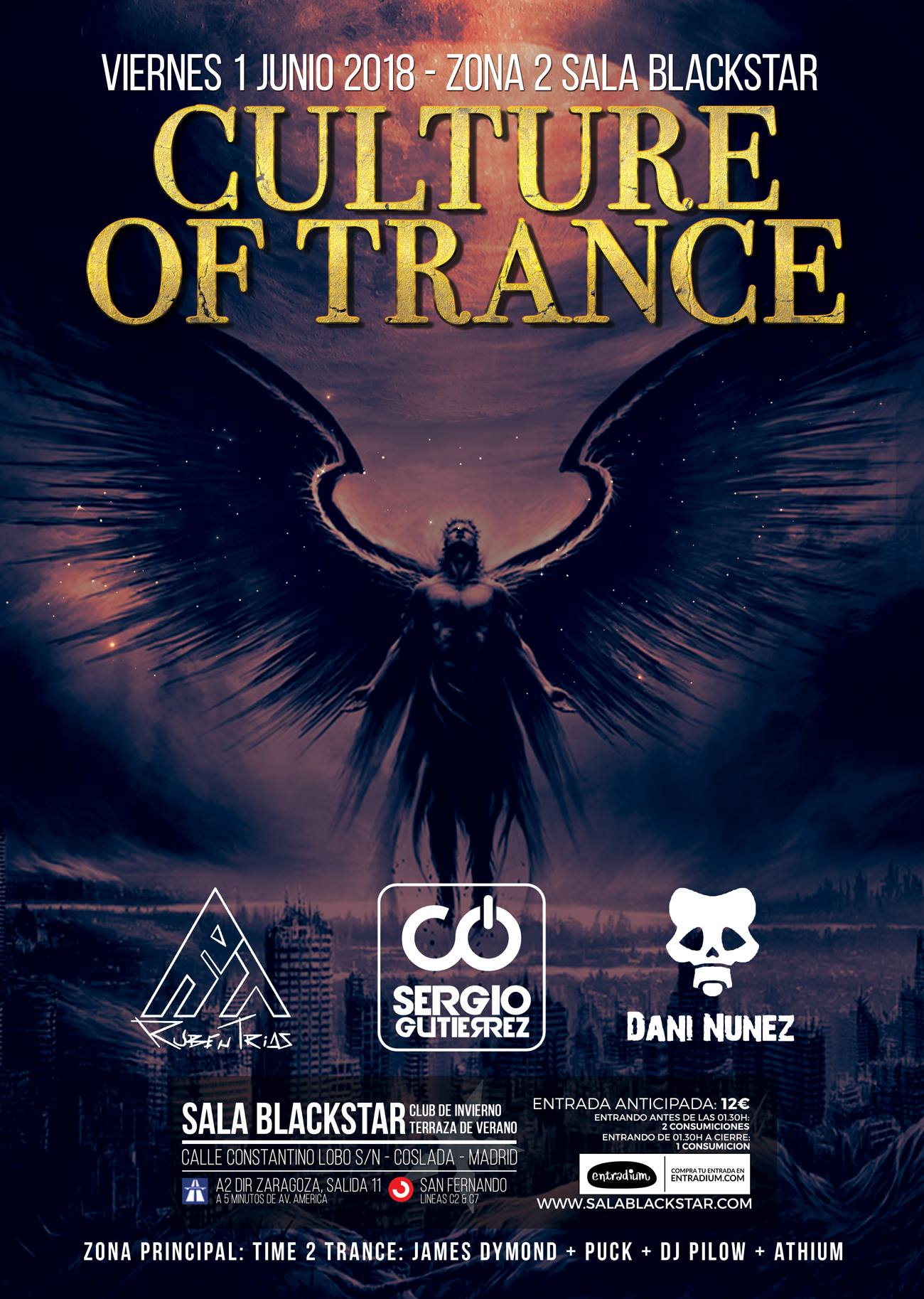 Time2Trance 005 Culture of Trance