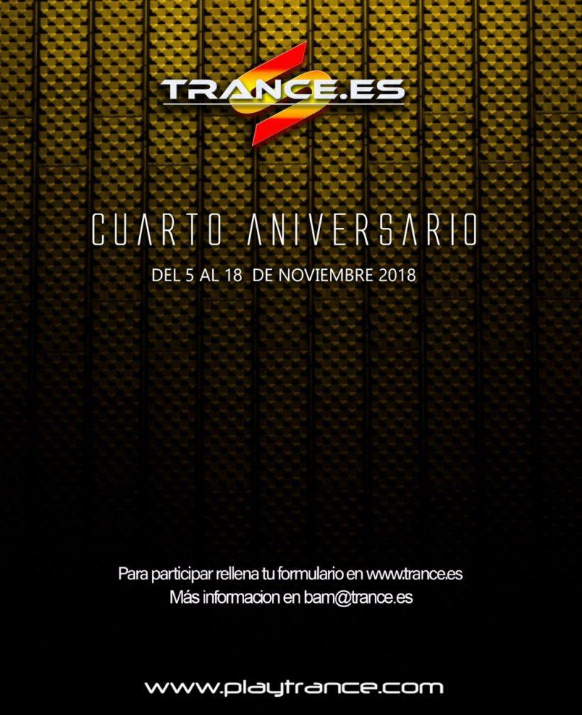 Trance.es Cuarto Aniversario